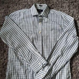 J. Crew Wrinkle Free Dress Shirt